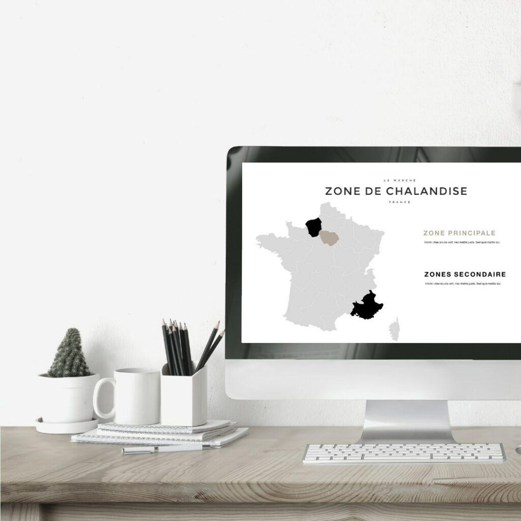 créer son entreprise wedding planner zone de chalandise étude de marché