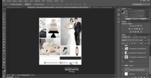 créer une planche d'inspiration avec photoshop