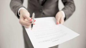 contrat wedding planner