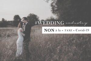 industrie du mariage annulation covid 19