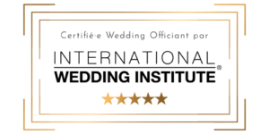 label certification wedding officiant IWI