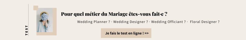 test wedding planner designer
