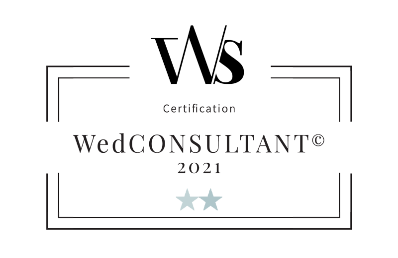 certification wedconsultant