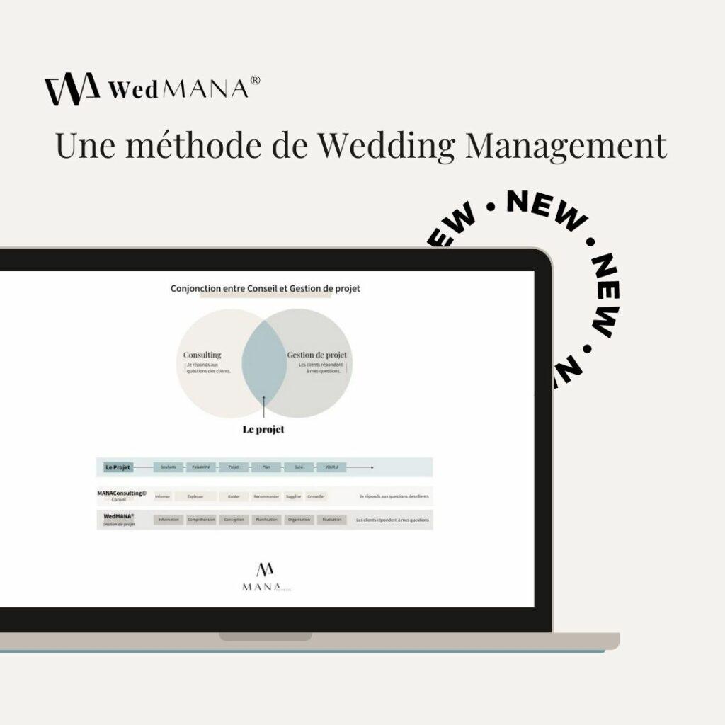 méthode de wedding management